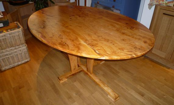 Yew Tree Table