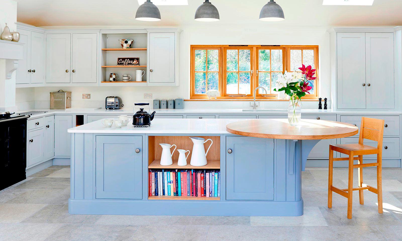Biddenden Bespoke Kitchen | Handmade In Kent | Mounts Hill