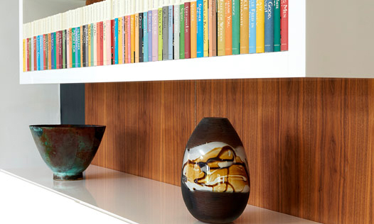 Parapan Shelves. Bespoke, handmade furniture, by Mounts Hill.